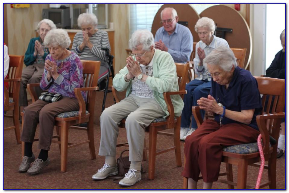 Chair Yoga For Seniors You Tube