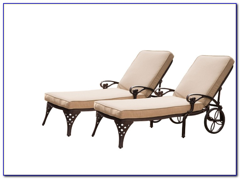 Chaise Lounge Chair Towel Covers