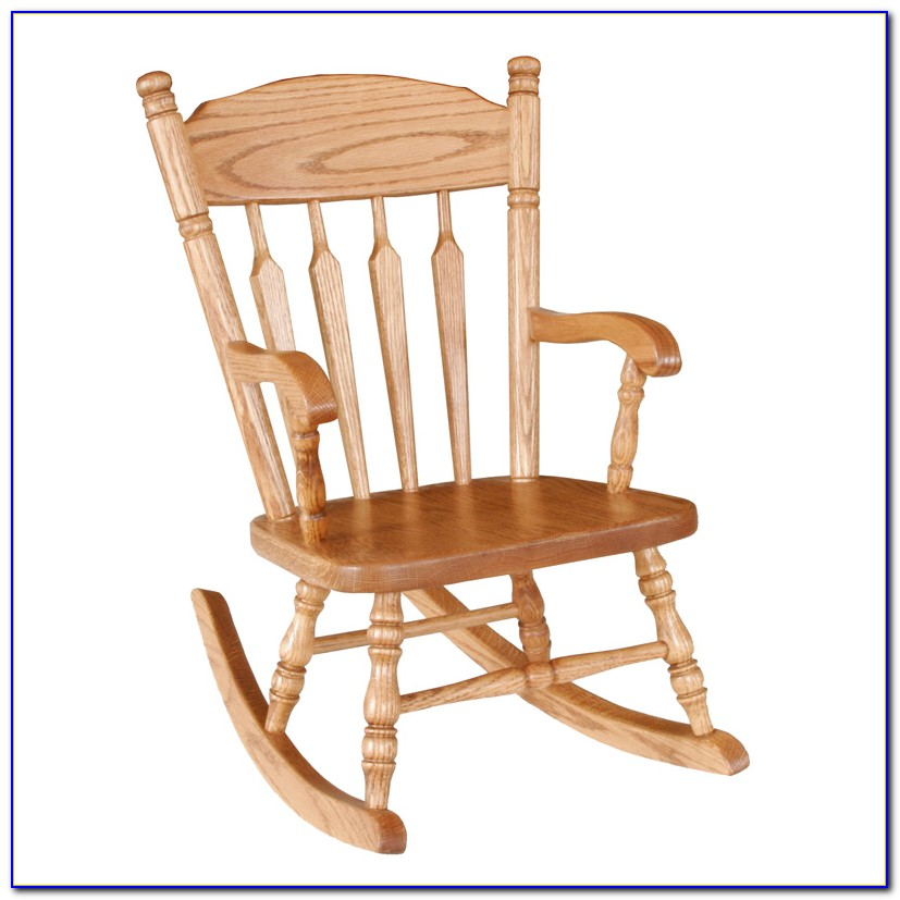 Childs Rocking Chair Ebay