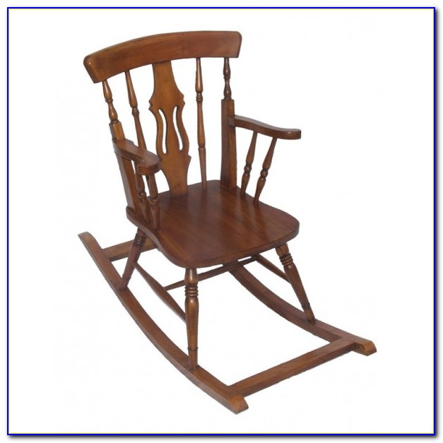 Childs Rocking Chair Kit