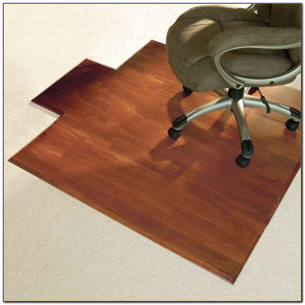 Computer Chair Mat For Hardwood Floors
