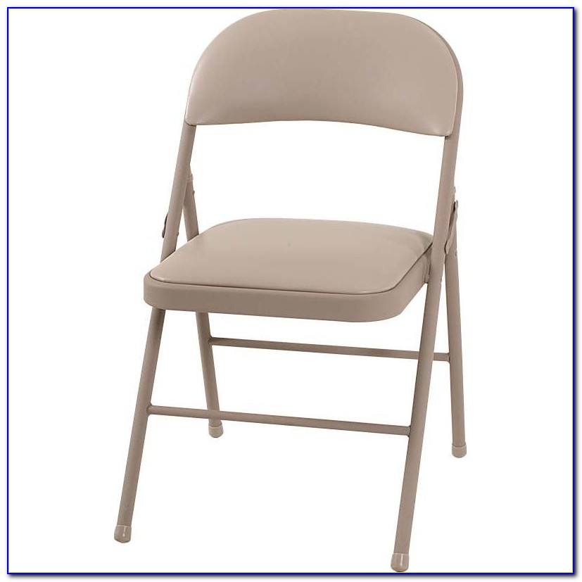 Cosco Folding Chairs Padded