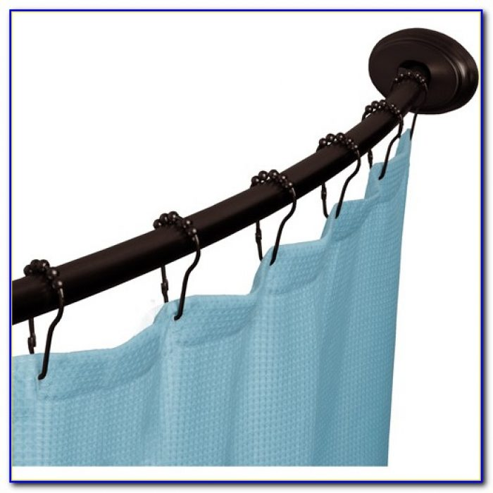 Curved Shower Curtain Rod Bed Bath And Beyond