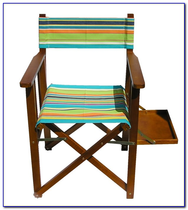 Directors Chair Covers Flat Stick
