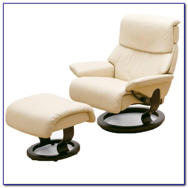 Ekornes Stressless Chair & Ottoman