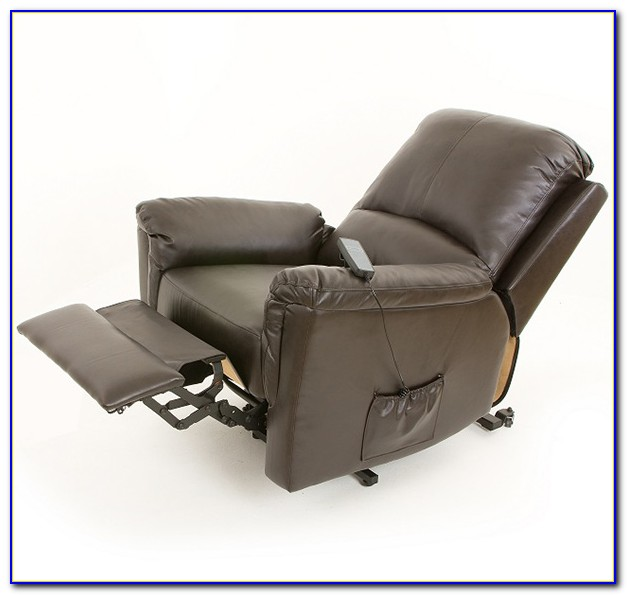 Electric Recliner Chair Leather