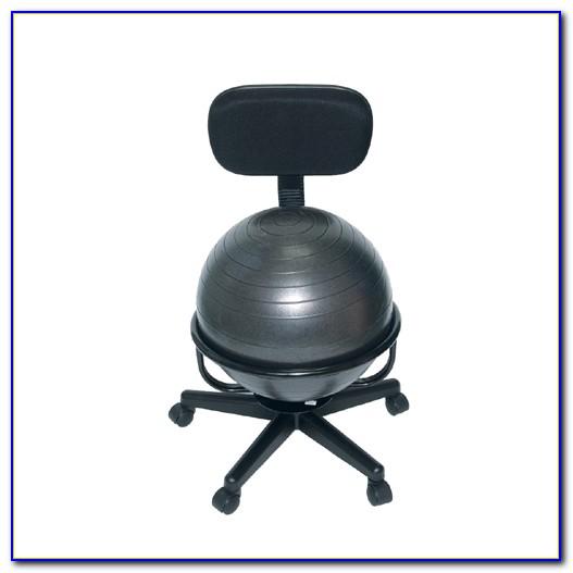 Ergonomic Ball Chair Benefits