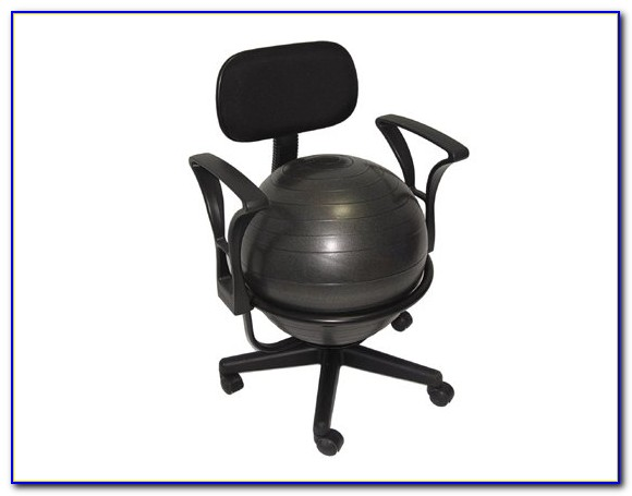 Ergonomic Ball Chair Office