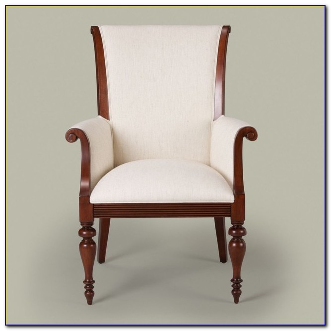 Ethan Allen Chairs And Ottomans
