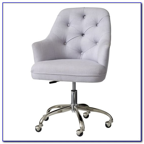 Fabric Tufted Office Chair
