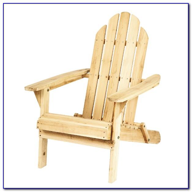 Folding Adirondack Chair Kit
