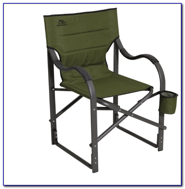 Folding Camp Chairs With Side Table
