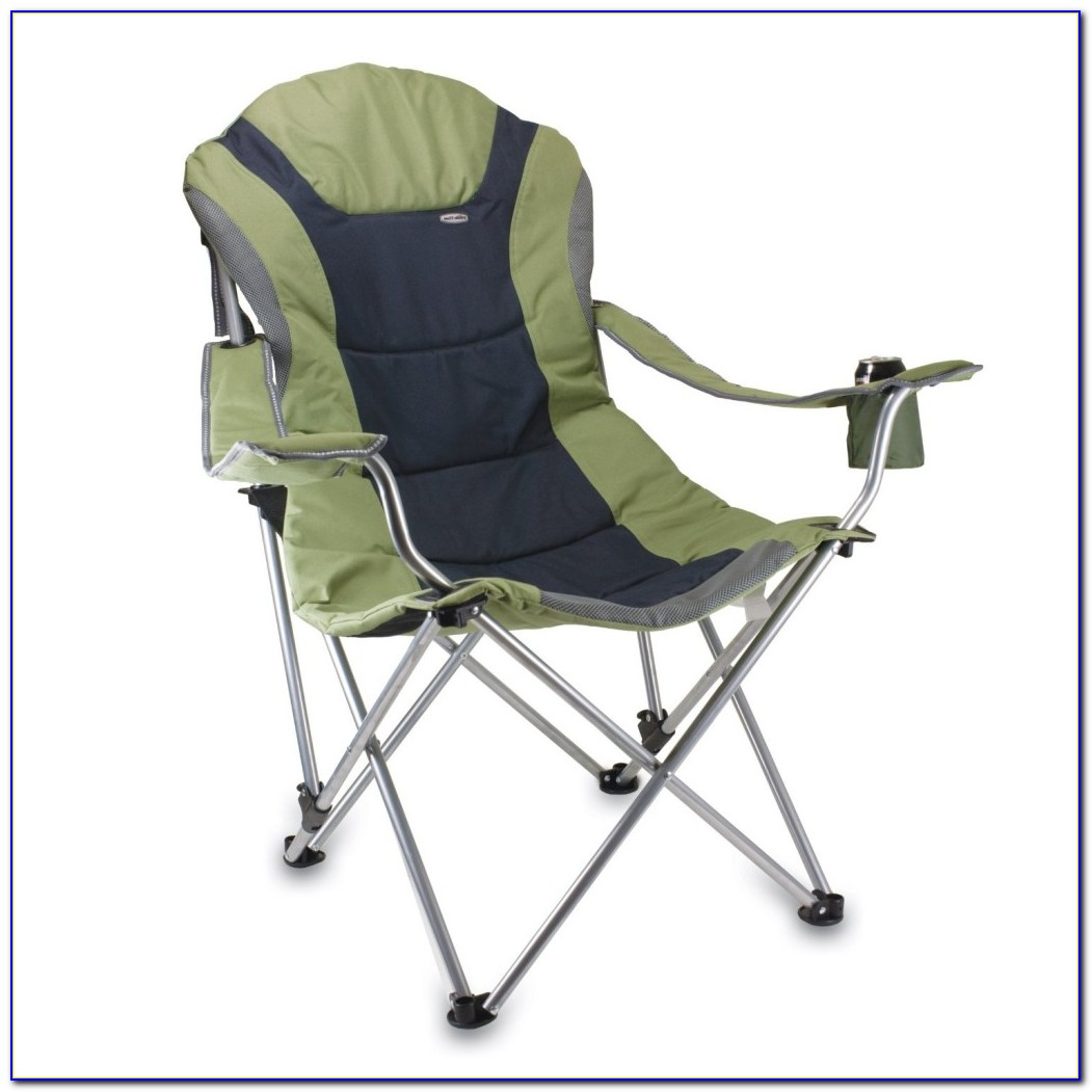 Folding Camp Chairs Without Arms