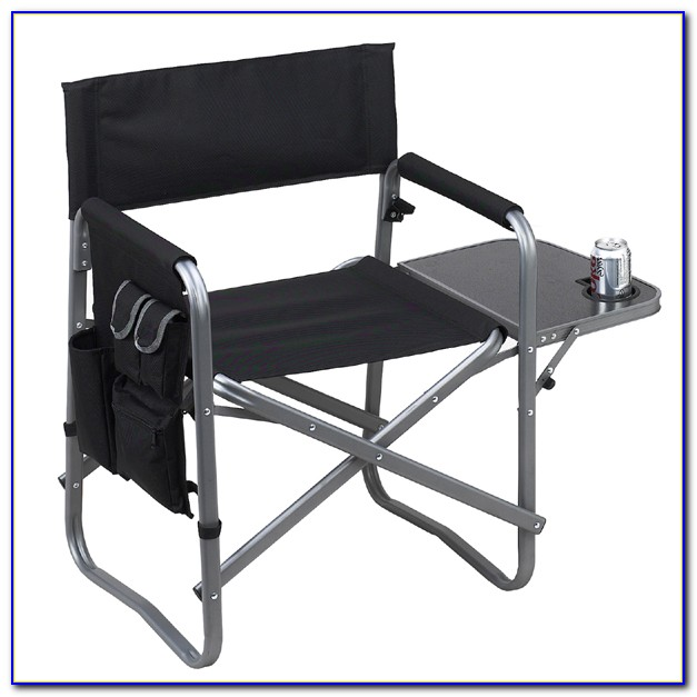 Folding Directors Chair Heavy Duty