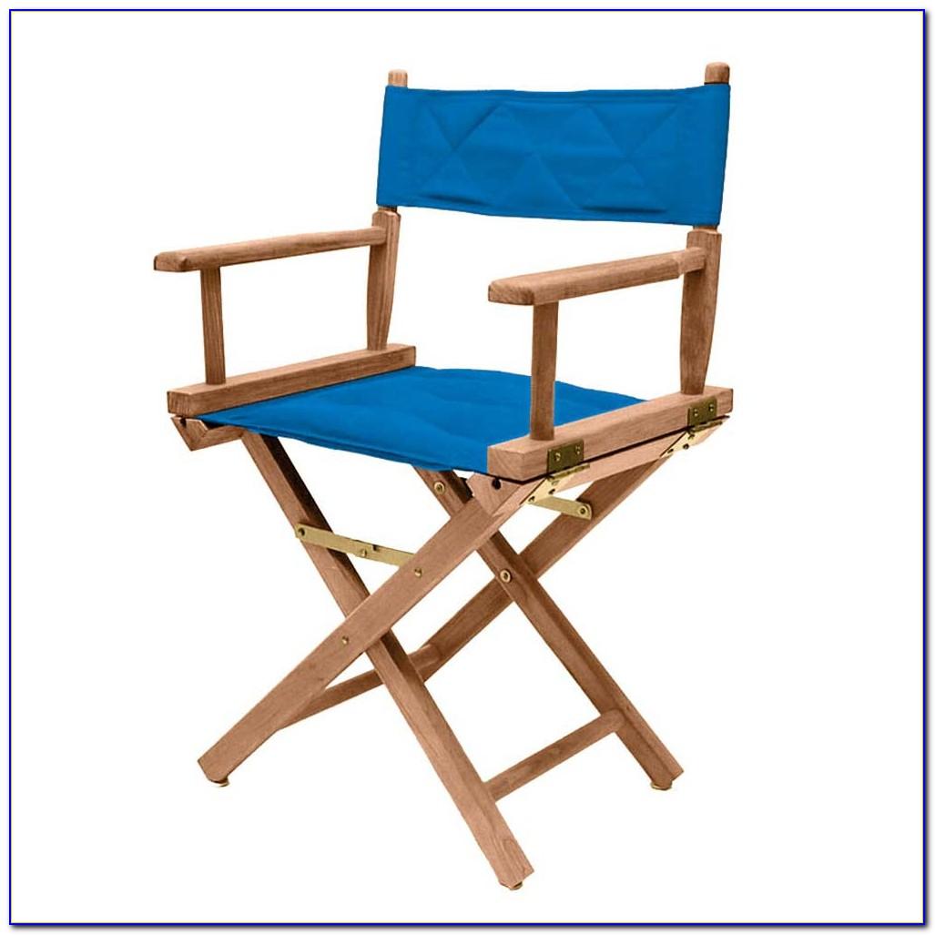 Folding Directors Chair Tall