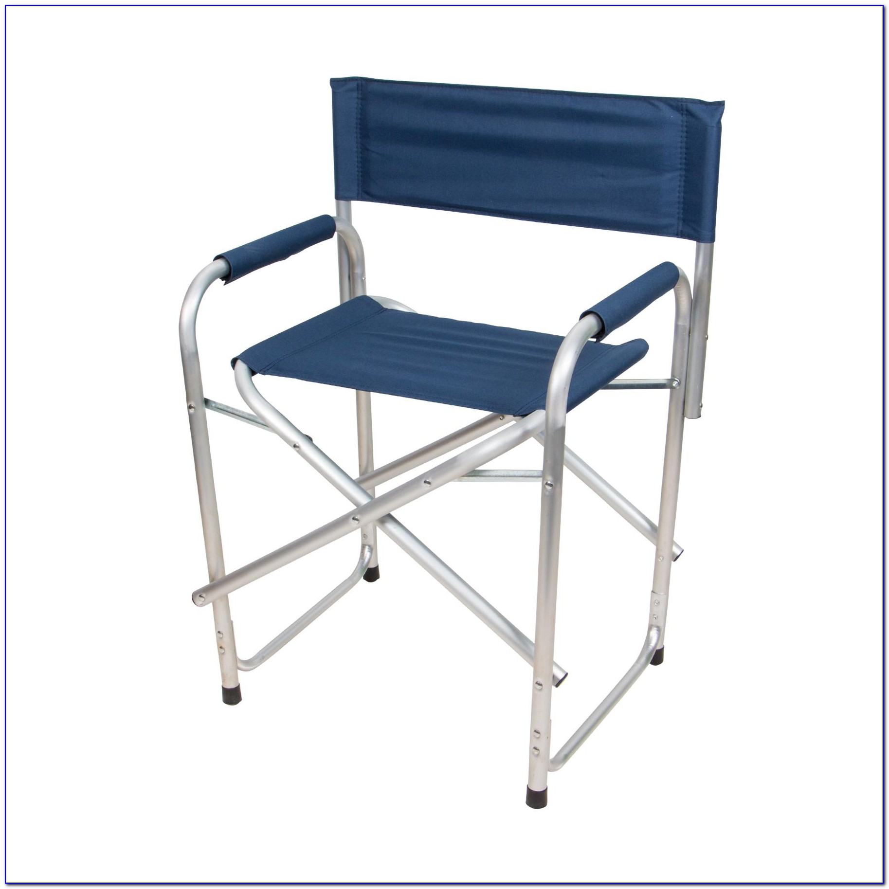 Folding Directors Chair With Table