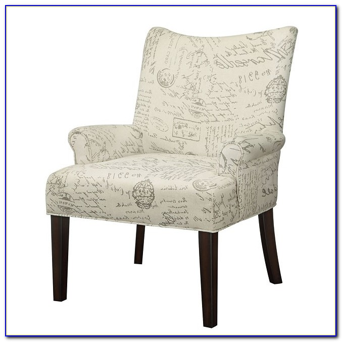 French Script Chair From Revenge