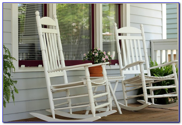 Front Porch Rocking Chair Cushions