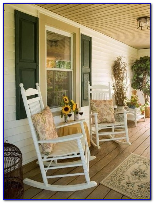 Front Porch Rocking Chairs Canada