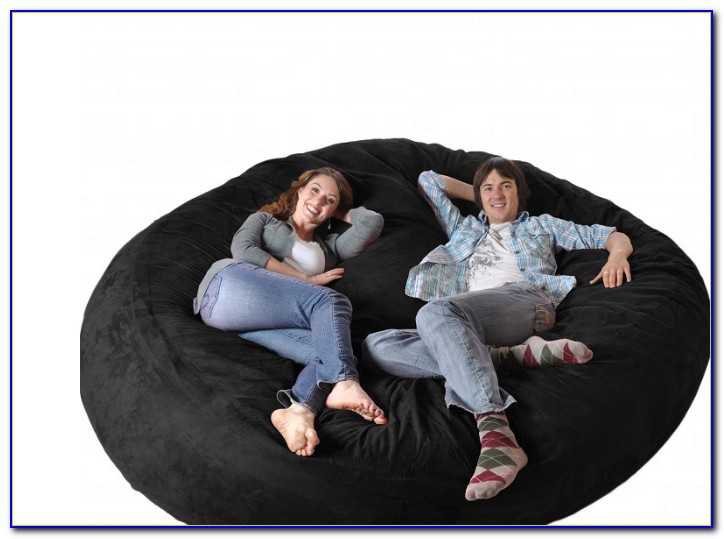 Giant Bean Bag Chair Diy