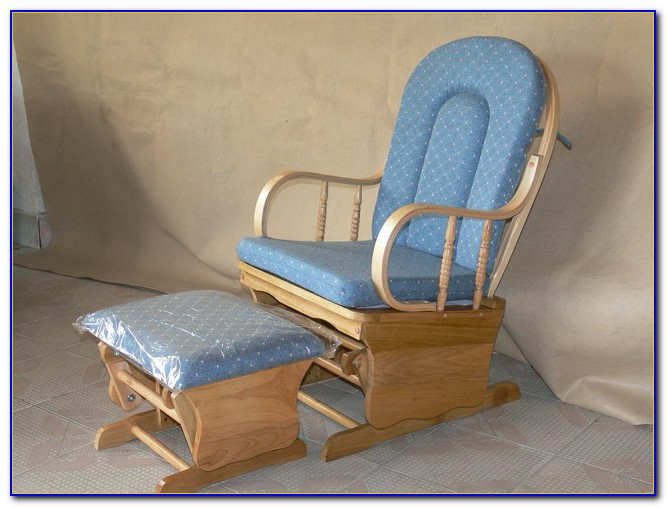 Gliding Rocking Chair Outdoor