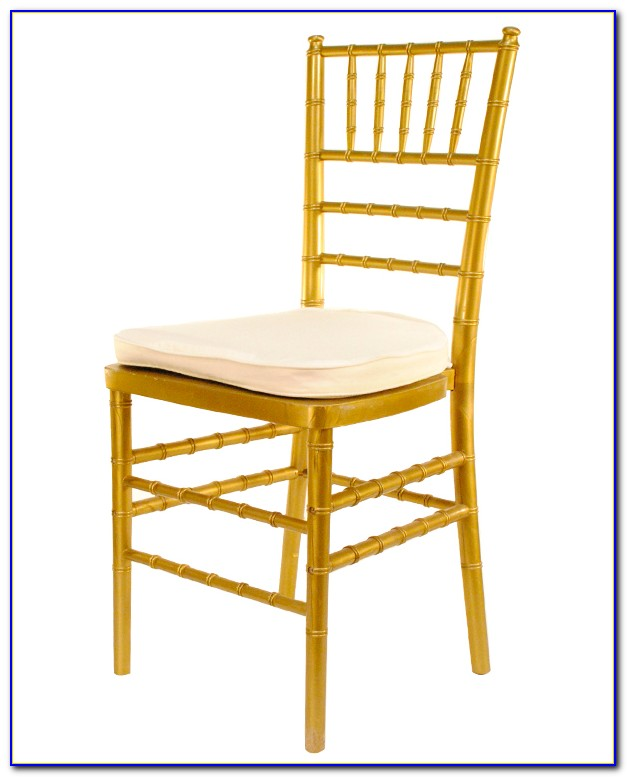 Gold Chiavari Chairs Wedding