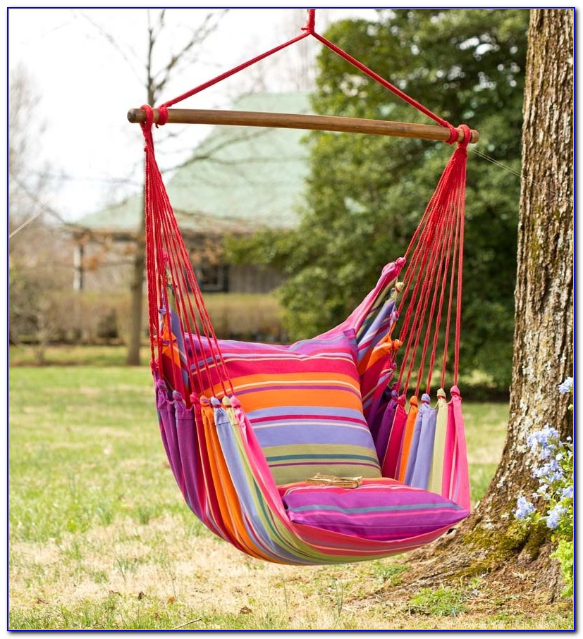 Hammock Chair Swing Diy