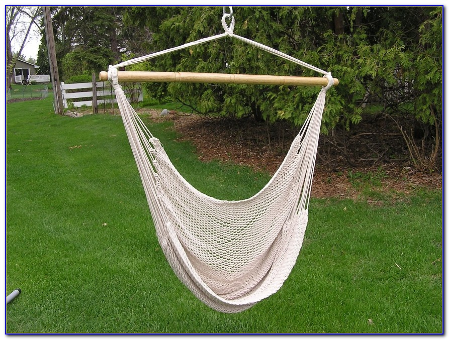 Hammock Chair Swing Instructions