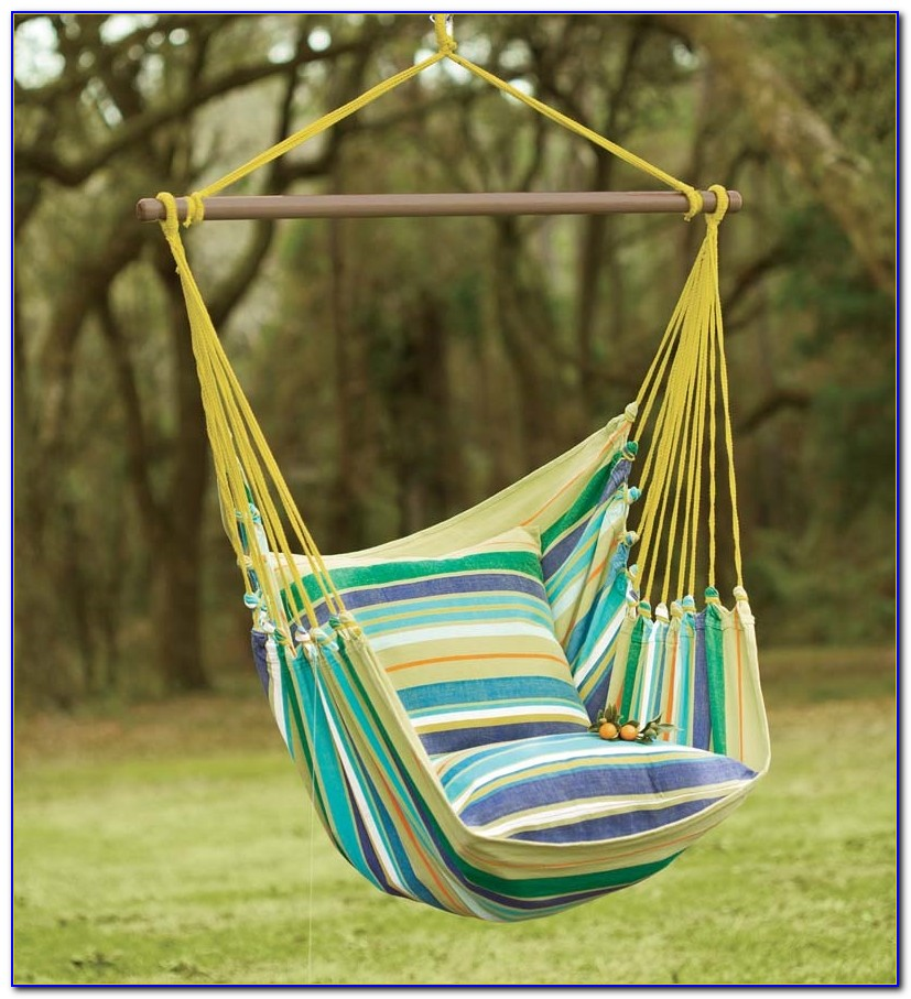 Hammock Chair Swing With Stand