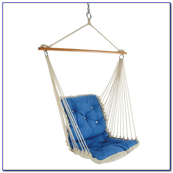 Hammock Swing Chair With Footrest