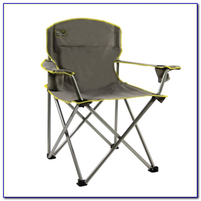Heavy Duty Camping Chairs Canada