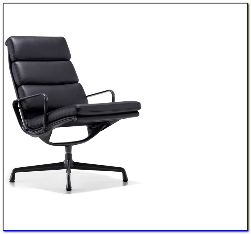 Herman Miller Eames Chair And Ottoman