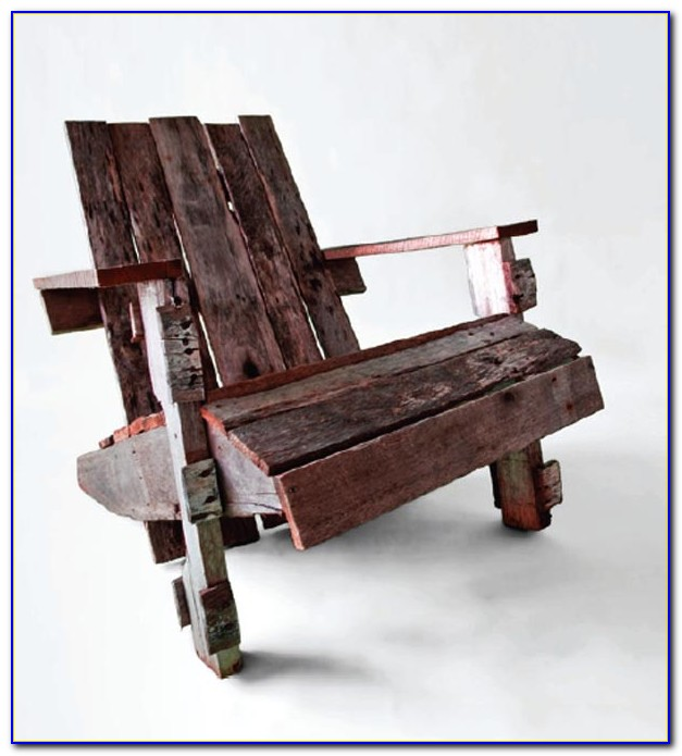 How To Build Adirondack Chairs Pdf