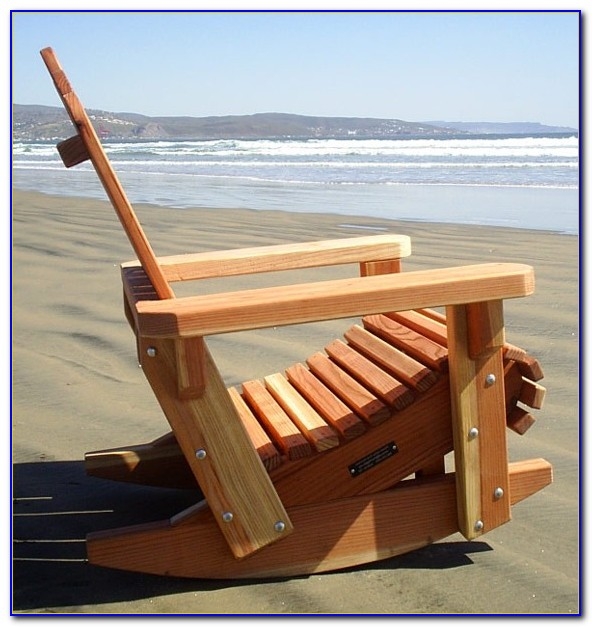 How To Build Adirondack Chairs With Table