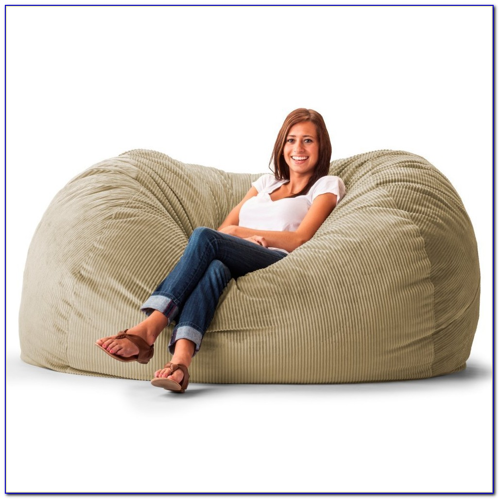 Huge Bean Bag Chair Bed