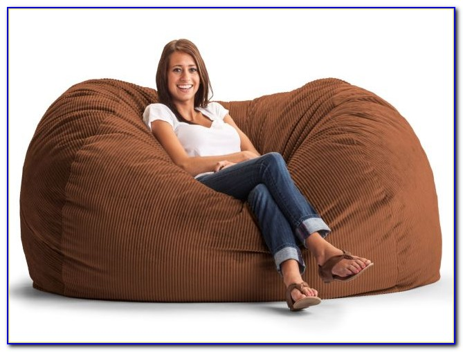 Huge Bean Bag Chair Cover