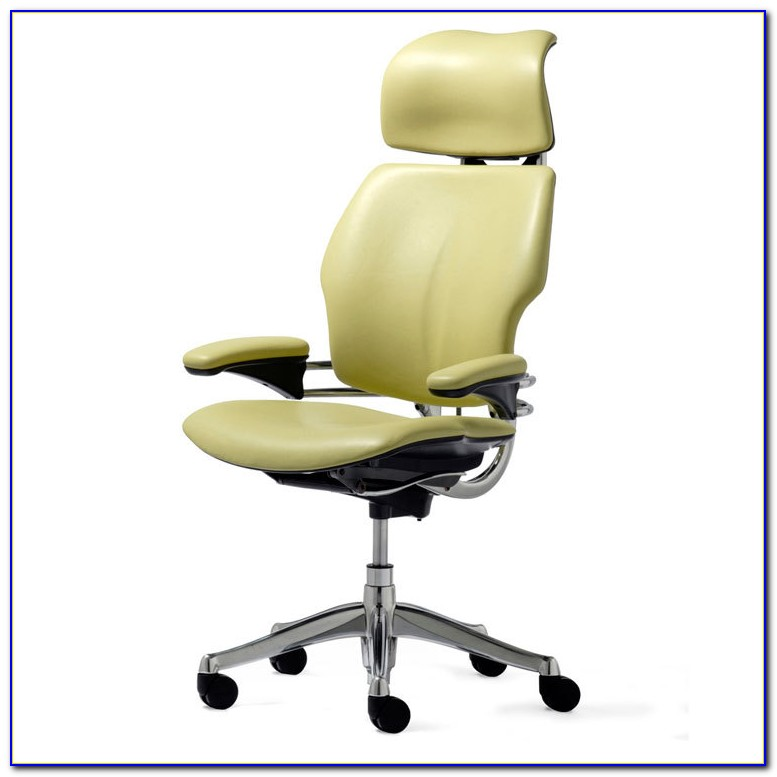 Humanscale Freedom Chair Adjustments