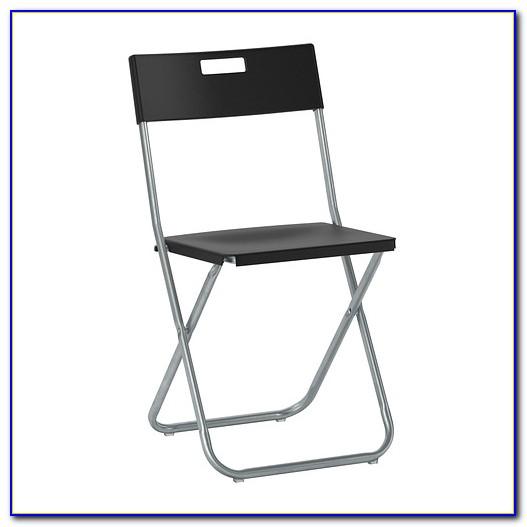 Ikea Folding Chairs Black