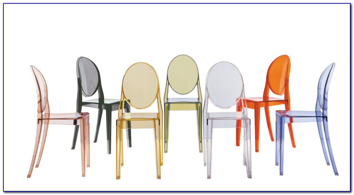 Kartell Ghost Chair Knock Off