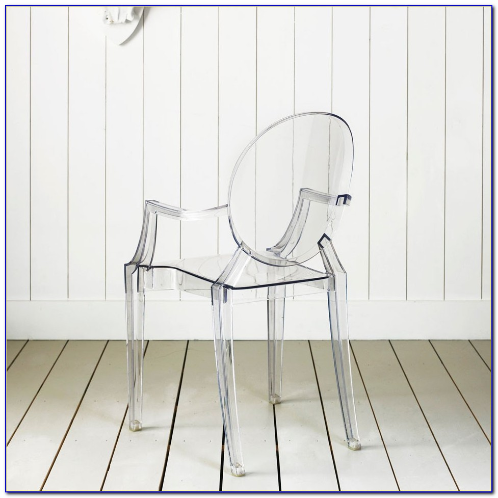 Kartell Ghost Chair Vs Replica