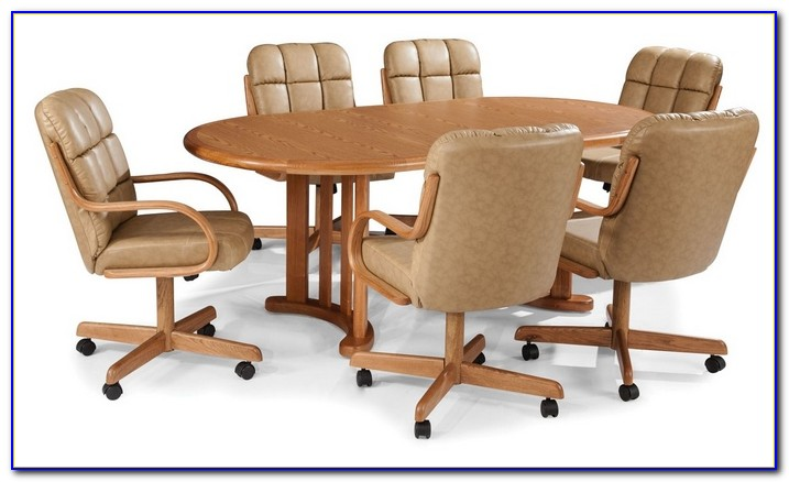 Kitchen Chairs With Casters Canada