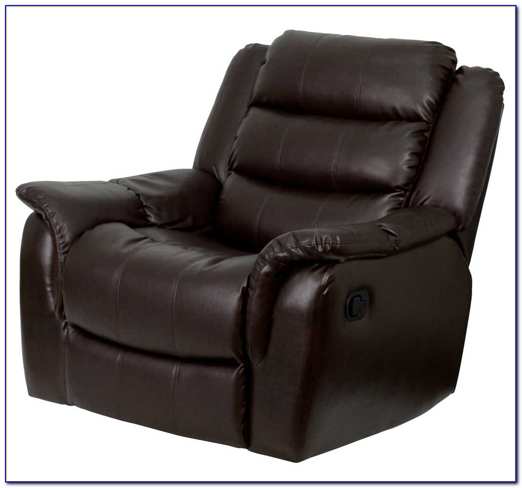 Leather Recliner Chairs Ebay