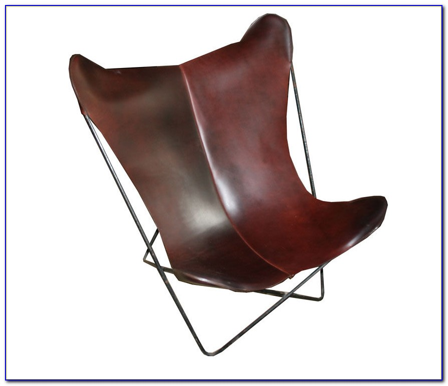 Leather Sling Chair Australia