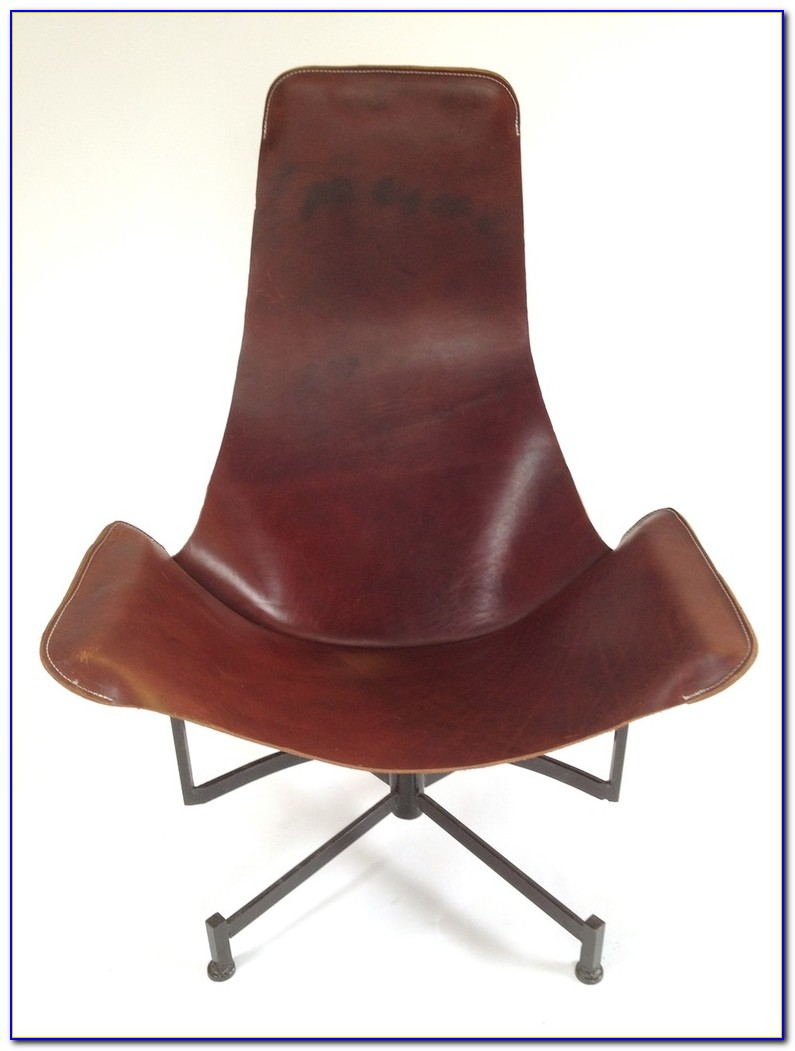 Leather Sling Chair Uk