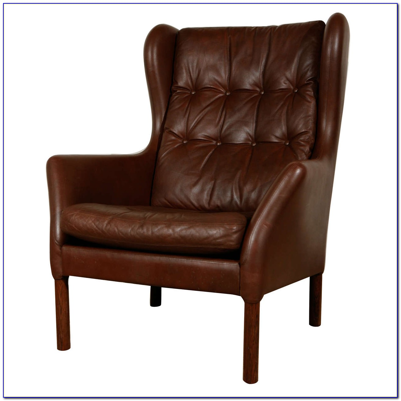 Leather Wingback Chair Uk