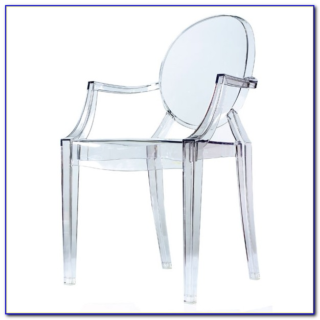 Louis Ghost Chair History
