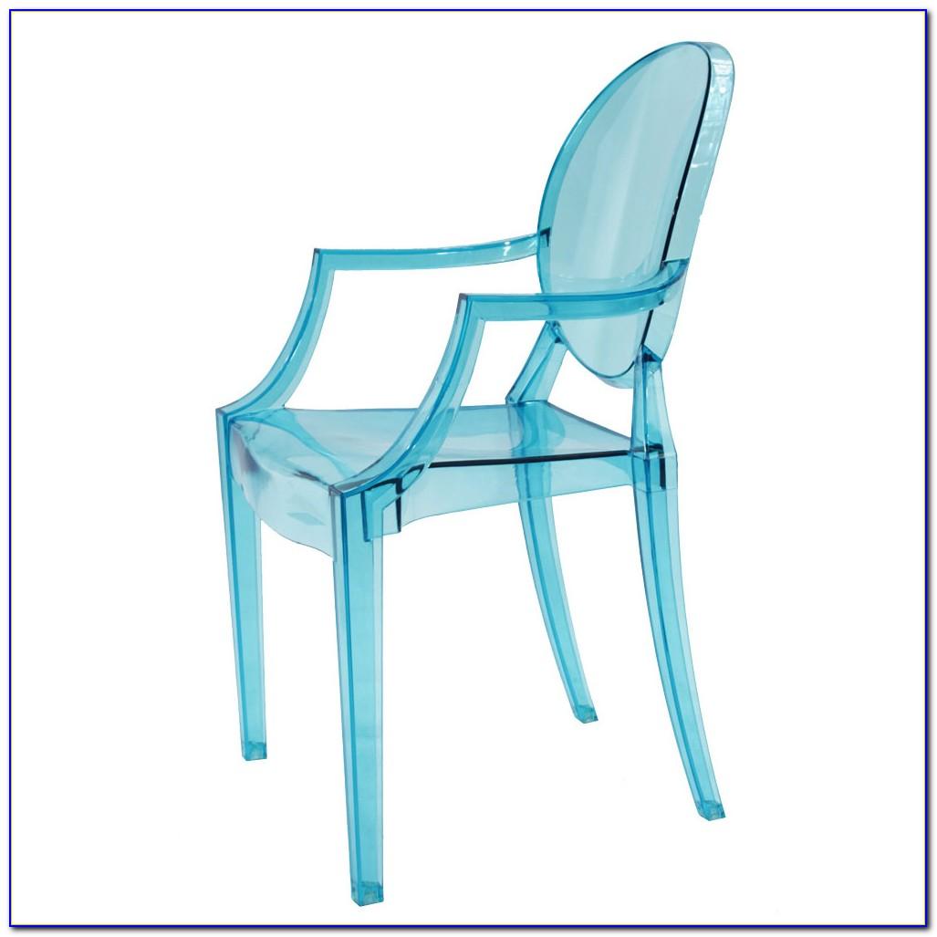 Louis Ghost Chair Seat Cushion
