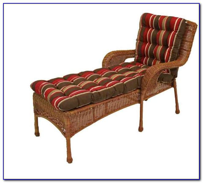 Lounge Chair Cushions Sunbrella