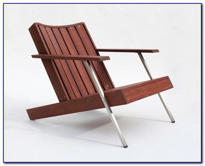 Modern Adirondack Chair Pattern