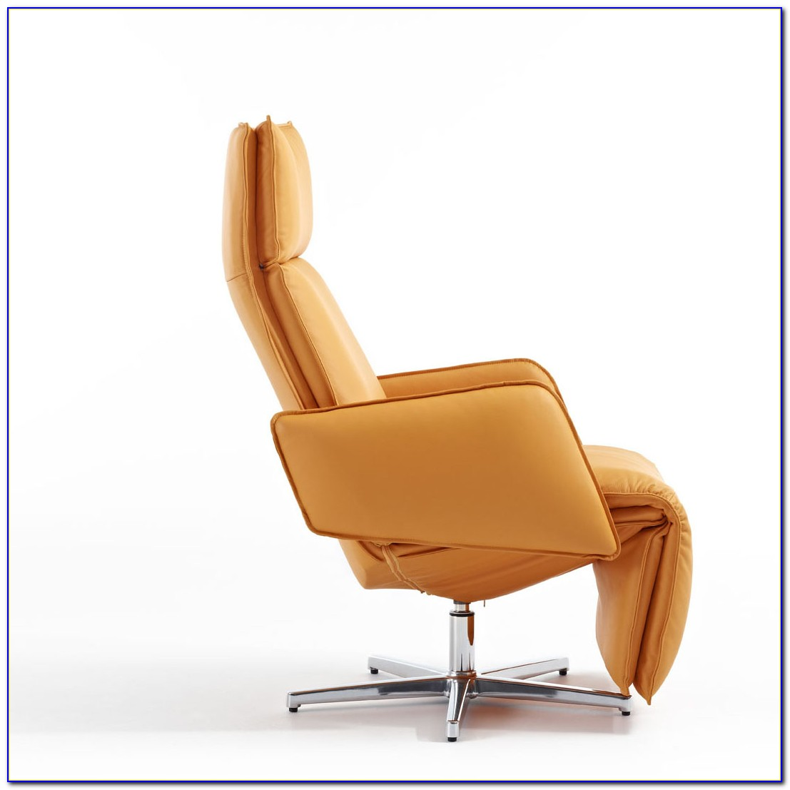 Modern Recliner Chair With Ottoman